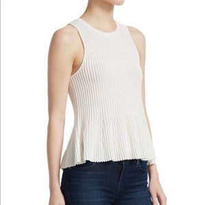NWT! Theory Canelis Top